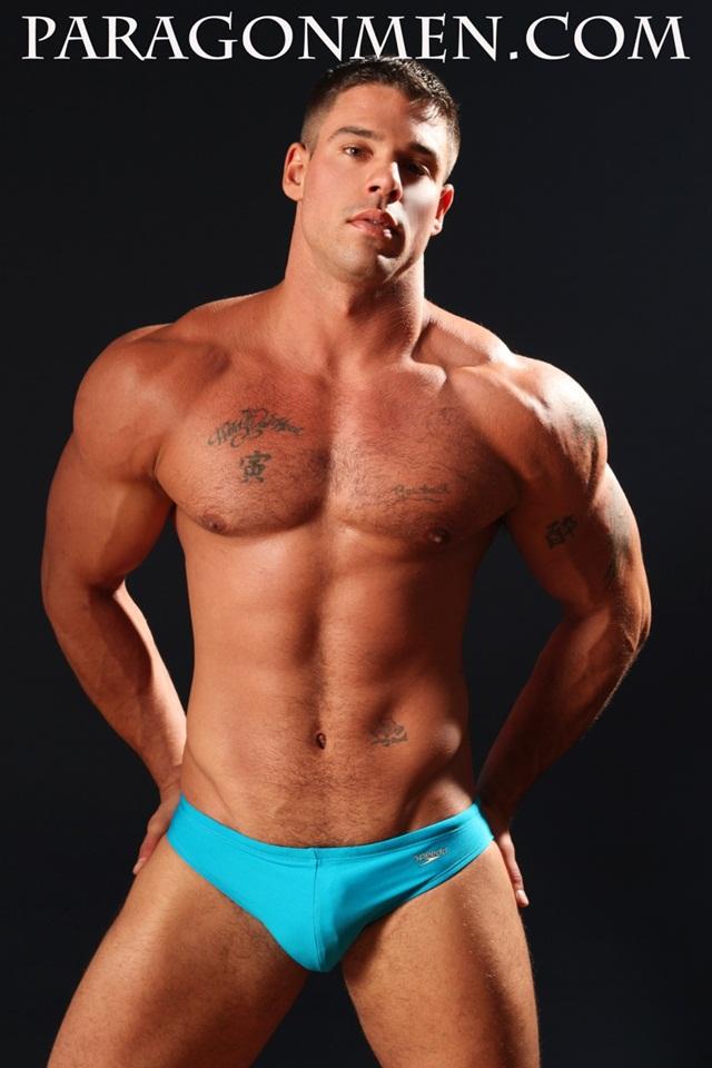 Paragon Men Derek Atlas Naked Bodybuilder Stream Full Gay porno Movie