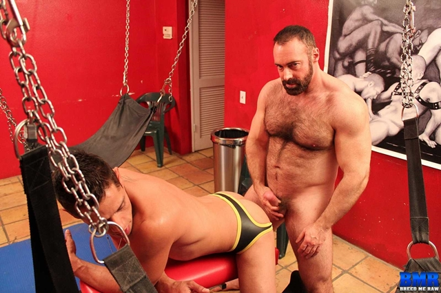 Breed-Me-Raw-Bobby-Hart-raw-cock-hairy-chest-hunk-Brad-Kalvo-fuck-Bobby-erect-dick-bareback-001-male-tube-red-tube-gallery-photo