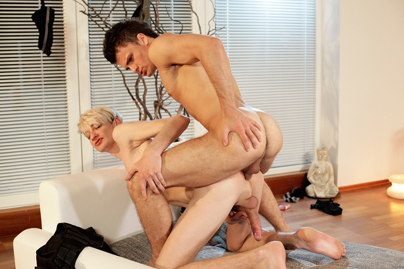 Busty cheating anal threesome