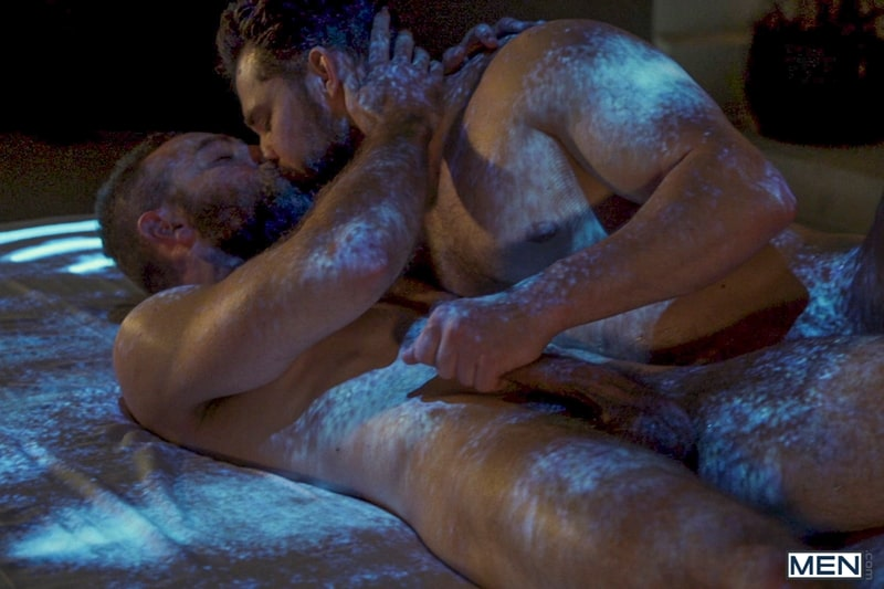 Matthew-Camp-hairy-bearded-hunks-steamy-hot-sex-session-Levi-Wolfe-Hawaii-fuck-long-hard-Men-039-FitYoungMen-Young-stud-Paolo-Ferrari-ripped-body-big-uncut-dick